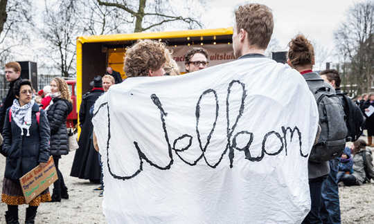 Why This Dutch City Offered Refugees a Permanent Home