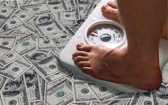 The Chance To Win Cash Can Double Weight Loss
