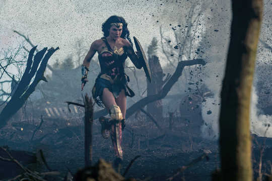 Wonder Women Have Been Smashing The Patriarchy Since Classical Times