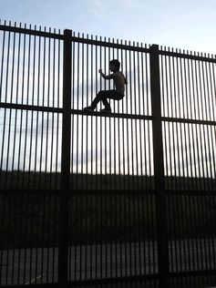 جدار المكسيك