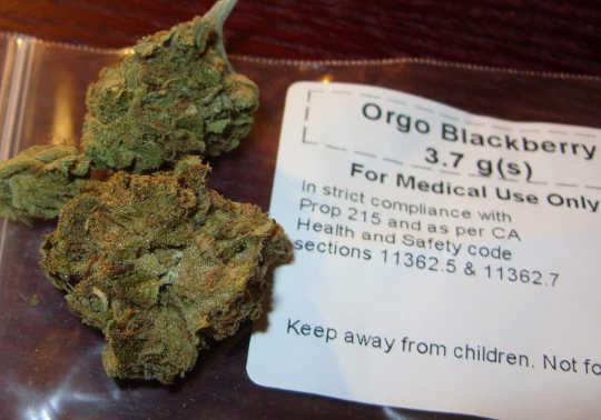 Mitä Jeff Sessions ei ymmärrä Medical Marihuanasta