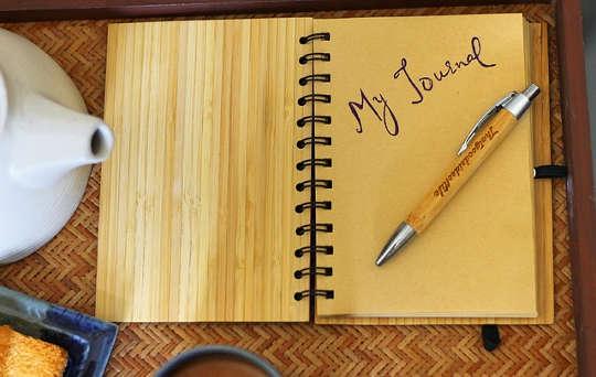 Wiedersehen durch meine alten Tagebücher