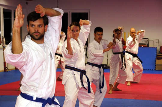 Martial Arts Can Improve Your Long-Term Attention Span And Alertness