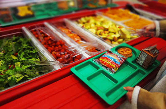 Free School Breakfast Gives Grades A Boost