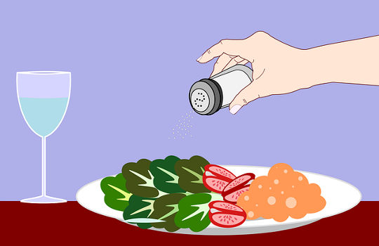 Dietary Salt, The Silent Killer: ¿Cuánto es demasiado?
