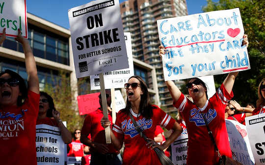5 Things To Know About The Teachers' Strike In Oklahoma