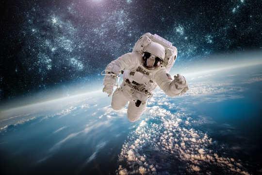 'N Gebrek aan vrag veroorsaak rugprobleme vir ruimtevaarders