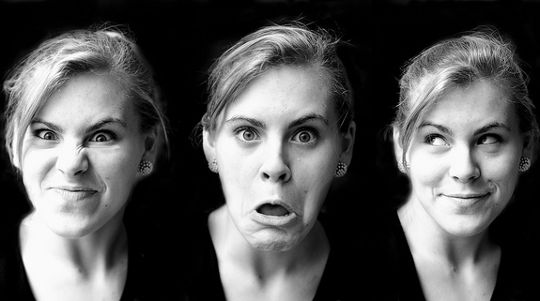 How Expressive Faces Predict Who's Liberal Or Conservative