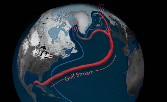 Is Climate Change Slowing Atlantic Currents That Help Keep Europe Warm?