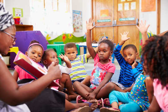 Why Free Preschool Makes The Most Economic and Social Sense