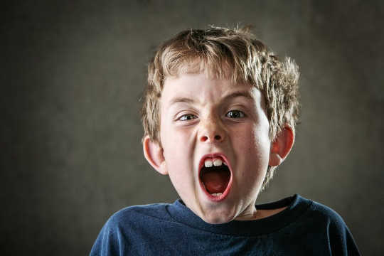 How To Deal With Aggression, Tantrums And Defiance