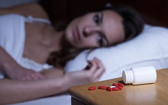 Können Schlaftabletten Ihr Verhalten verändern?