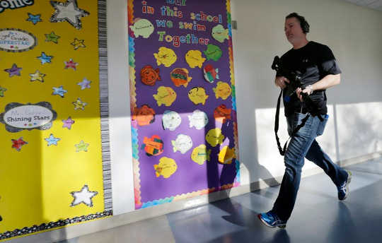 How Active Shooter Drills May Reshape How A Generation Of Students Views School