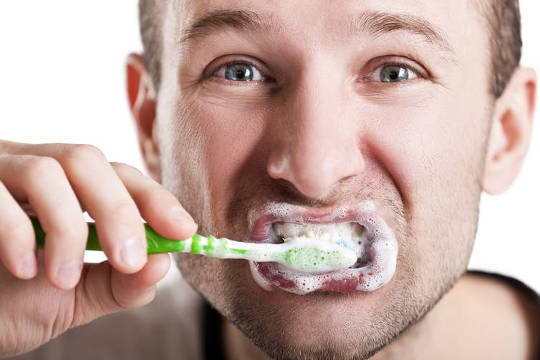 A Common Antimicrobial In Toothpaste And Other Products, Linked To Inflammation And Cancer