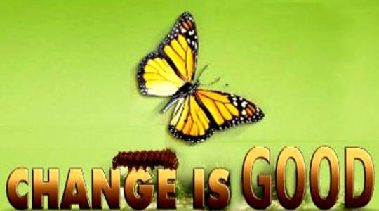 Are You Willing to Change? It's Easy, Really!