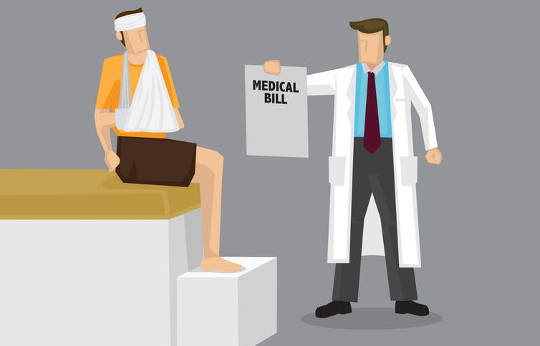 facture médicale