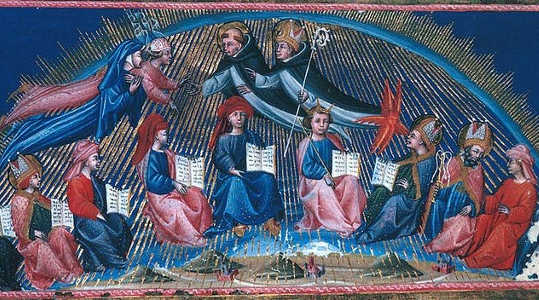 What Is Heaven? Illustration of Dante's Paradiso