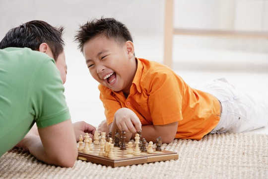 It is important to strike a balance between video games and board games for kids.