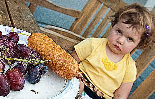 Seçici Yiyen İterken Ebeveynler Neden Dikkat Etmeli?