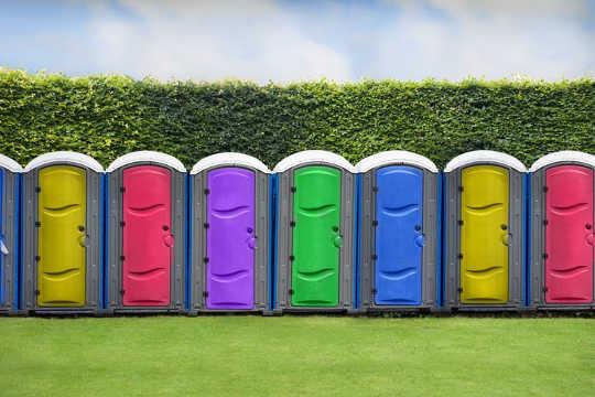 你能从公共厕所座位上抓住细菌吗?