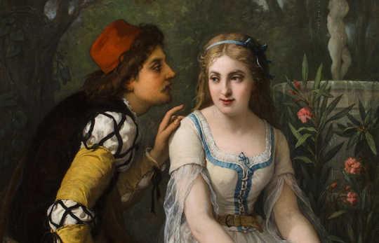 क्या हमें पहली नजर में प्यार के विचार पर स्कोफ करना चाहिए?