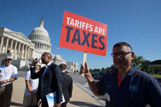 How A Trade War Affects Working Class Americans