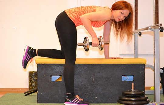 La baja fuerza muscular está ligada a una vida más corta