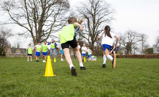 The health and well-being of future generations of young people can be shaped by school PE lessons.