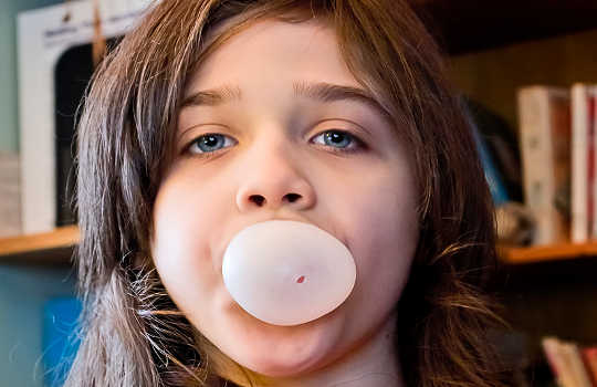 Chewing Gum May Be A Good Way To Get Your Vitamins