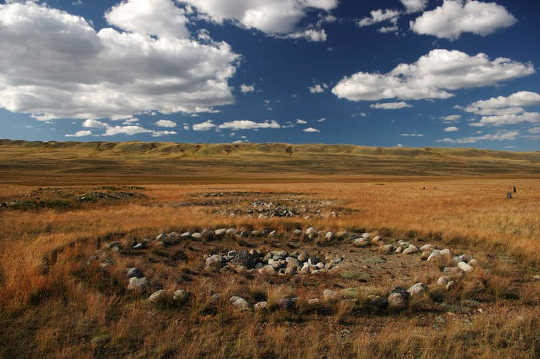 Cultural heritage has a lot to teach us about climate change: Archaeological excavations on the site of ancient Scythian burials of Pazyryk culture