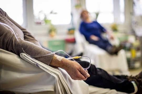 新的血液检查可以使癌症患者在手术后不必要的化学疗法