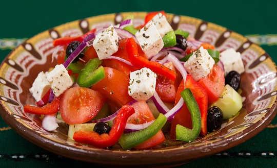 Eten is de beste medicijn die leidt tot een lang leven en gezondheid