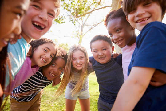 4方式儿童说他们的幸福可以得到改善
