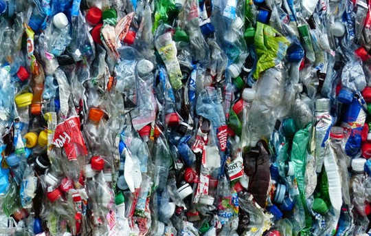 Petro-plastic bottles can only be recycled a couple times max. (the surprising way plastics could actually help fight climate change)