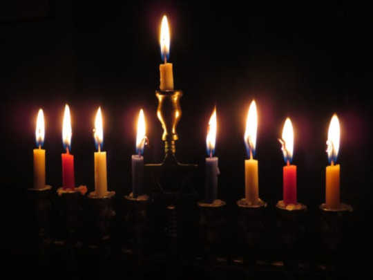 While Hanukkah has evolved in tandem with the extravagance of the American Christmas season, there is much more to this story. (why hanukkah's true meaning is about jewish survival)