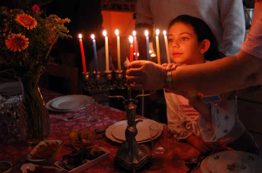 Why Hanukkah's True Meaning Is About Jewish Survival