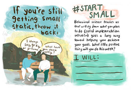 5 Ways Small Actions Have Great Power