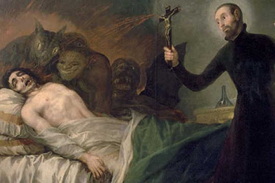 Los exorcismos han sido parte del cristianismo durante siglos
