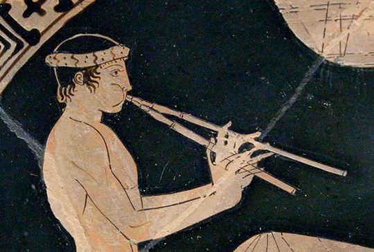 música griega antigua 8 11