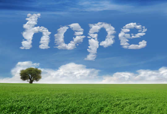 Choosing Hope By Stepping Away from Apathy & Indifference