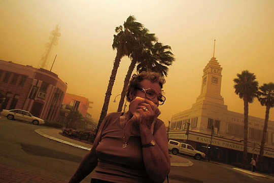 How Dust Storms And Hazardous Air Quality Can Harm Your Health