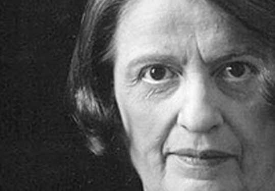 Philosophy Shrugged: Ignorare Ayn Rand non la farà andare via