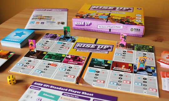Imagine a Board Game Where You Still Like Your Friends at the End