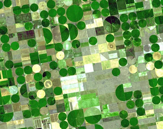 Peladang Adakah Menggambar Air Tanah Dari Giant Ogallala Aquifer Lebih Baik Daripada Alam Menggantikan Ia