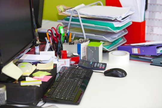 How Clean Is Your Desk? The Unwelcome Reality Of Office Hygiene