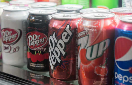 There Are Lower Colon Cancer Death Risk Among Diet-soda Drinkers