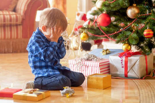 How Disappointment About Gifts Is Good For Kids Who Have Enough