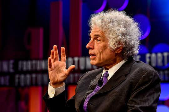 Steven Pinker: Upplysning nu