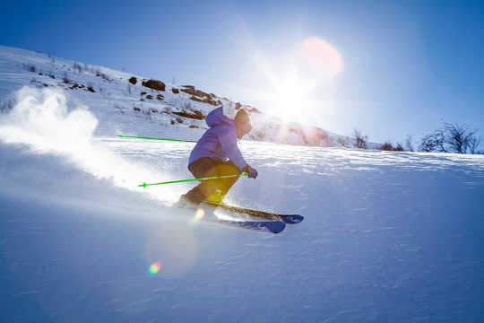How To Get Winter Skiing Fit And Avoid An Injury
