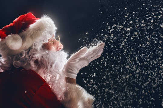 Ang Science Of Saying Goodbye To Santa